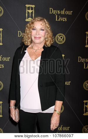 LOS ANGELES - NOV 7:  Jamie Lyn Bauer at the Days of Our Lives 50th Anniversary Party at the Hollywood Palladium on November 7, 2015 in Los Angeles, CA