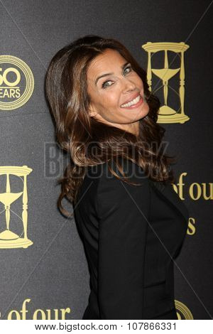 LOS ANGELES - NOV 7:  Kristian Alfonso at the Days of Our Lives 50th Anniversary Party at the Hollywood Palladium on November 7, 2015 in Los Angeles, CA