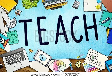 Teach Workshop Skill Learning Solution Concept
