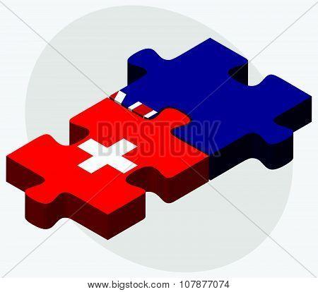 Switzerland And Saint Helena
