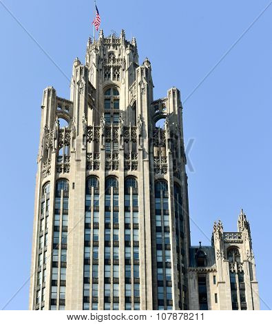 Tribune Tower - Chicago