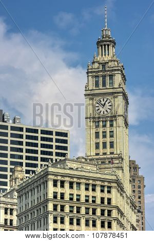 Wrigley Building - Chicago