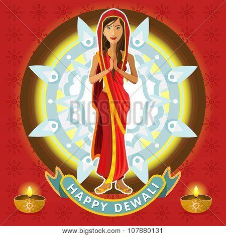 India Dewali Deepavali Celebration