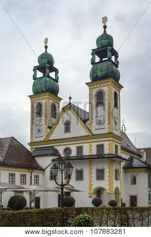 Church Mariahilf, Passau, Germany