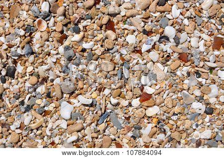Beach Sand Textures Closeup