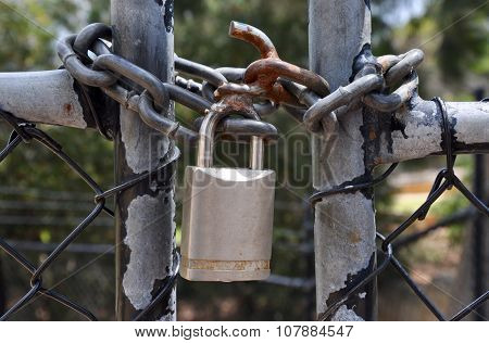 Lock and Gate: Security