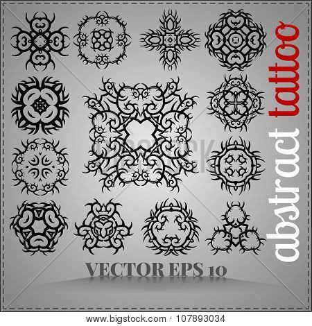 set of vector patterns for your creativity Vector EPS 10