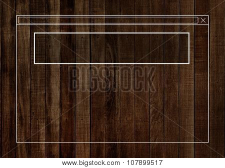 Wood Material Background Wallpaper Interface Concept