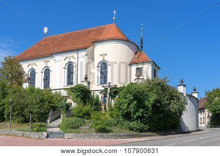 Pilgrimage church St. Anna in Haigerloch