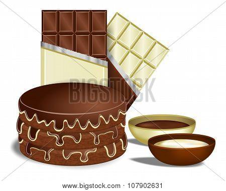 ?hocolate cake