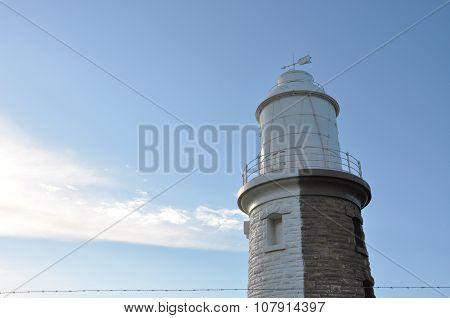 Woodman Point Lighthouse: Cloud Stream