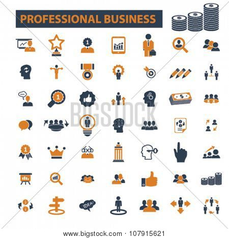 business, management, partners, human resources, avatar, community  icons, signs vector concept set for infographics, mobile, website, application
