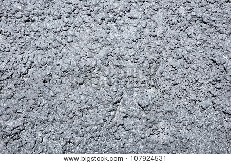 Painted Concrete Background On Coated Stone Wall - Grey Textured Backdrop For Urban Context