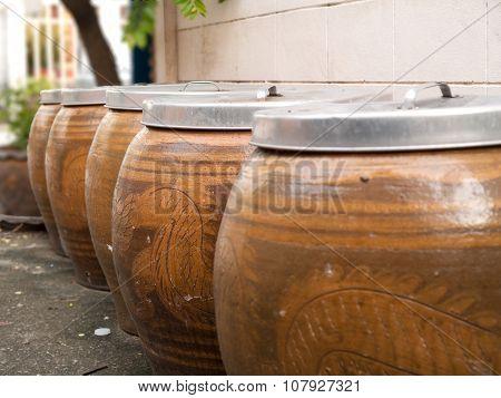 Big Water Jar ,  Jar Of Water,