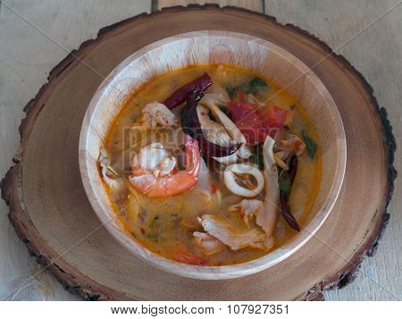 Tom Yum Kung, Food Thailand Is Ranked As One