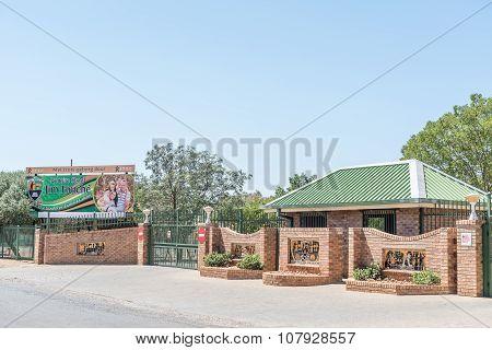 Jim Fouche Primary School In Gardenia Park, Bloemfontein