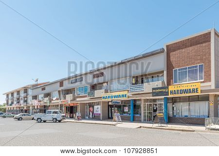 Shopping Center In Gardenia Park