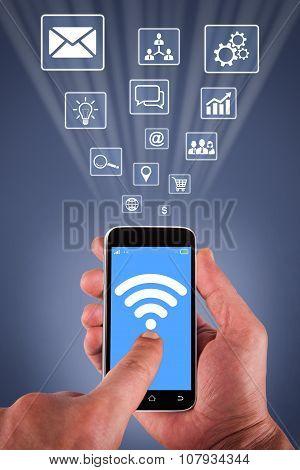 Modern Communication on Smartphone