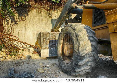 Construction Machine Tire