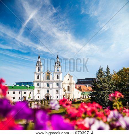 Holy Spirit Cathedral. Minsk, Belarus