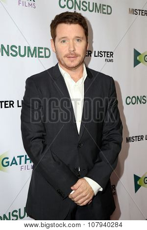 LOS ANGELES - NOV 11:  Kevin Connolly at the