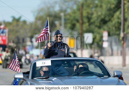 Fito Magdaleno U.s. Army Veteran