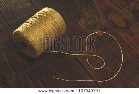 Coarse Thread Spool