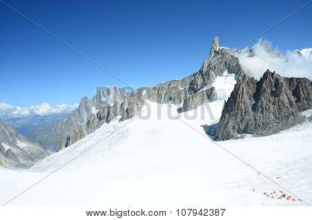 Glacier Campsite