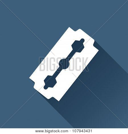 Vector blade icon