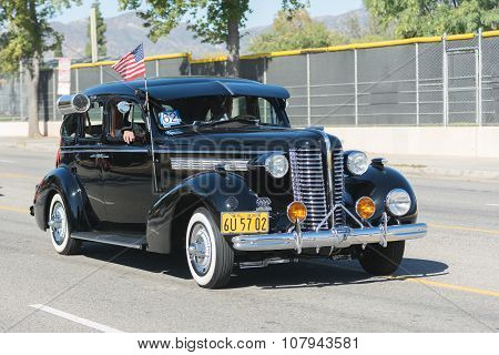 Vintage Buick 1938