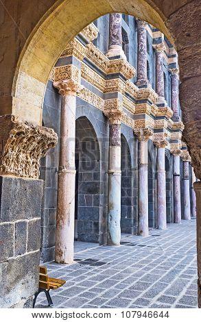 The Decorated Portico