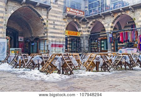 The Winter In Diyarbakir