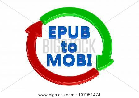 Converting Epub To Mobi
