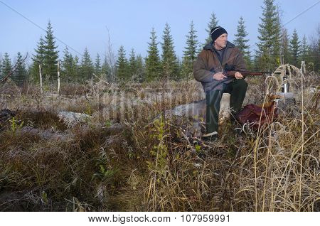Swedish Hunter