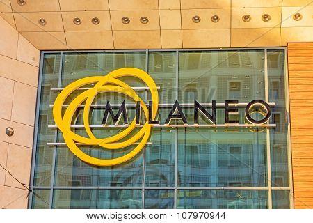 Milaneo Shopping Mall, Stuttgart