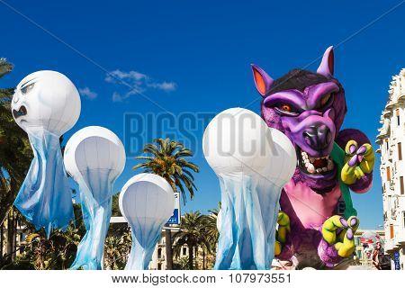 Carnival Nice, France