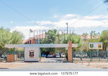 Wilgehof Primary School In Bloemfontein