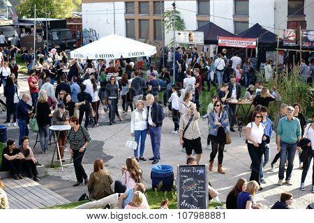 Streetfood Festival Mainz