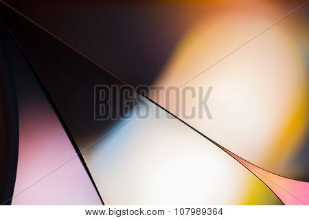 Colorful Paper Abstraction