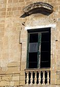 Medieval Palace Window poster