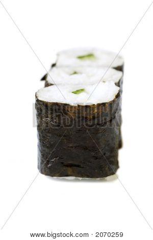 Sushi Canapes