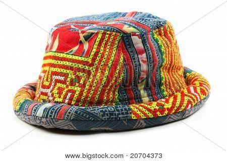 Thai Colored Hat