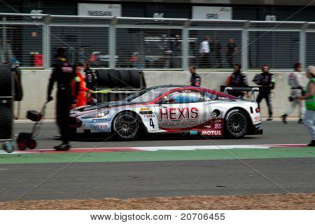 FIA GT1 at Silverstone 2011