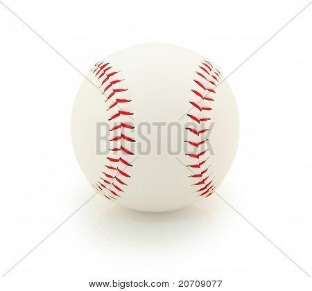 Isolated Softball
