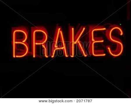 Neon Brakes