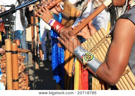 Native South American music