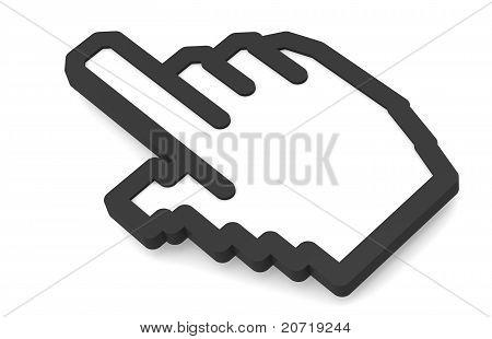 Hand Icon 2011