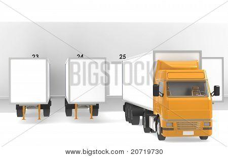 Logistics.