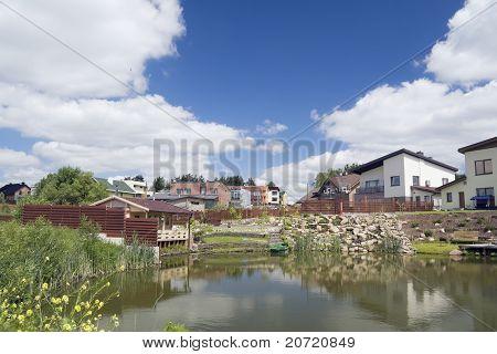 Settlement Village Of Your Dream