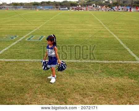 Junior Cheerleader